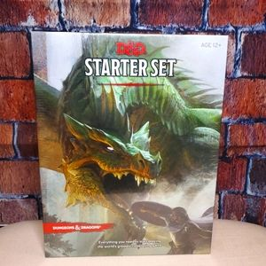 Dungeons and Dragons Starter Kit Dnd